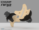 5 - Champ Ninja - exploded view