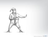 ninja claus